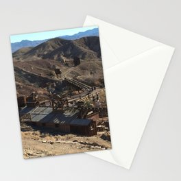 Calico California Ghost Town Stationery Cards