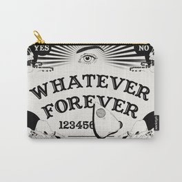 Sassy Spirit Board Carry-All Pouch