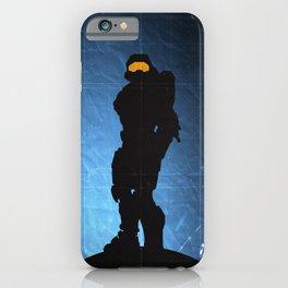 Halo 4 - Sierra 117 iPhone Case
