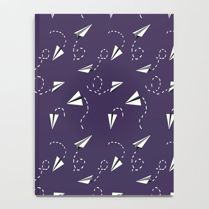 Trouble Maker in Purple Notebook