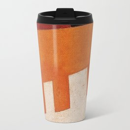 Вол и Bода (Ox and Water) Travel Mug