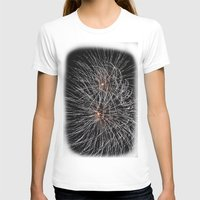 fireworks T-shirts featuring Fireworks by Carlo Toffolo