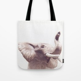 Baby Elephant - Kids Room Photography Tote Bag