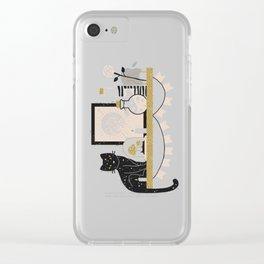 Magical Little Shelf Clear iPhone Case