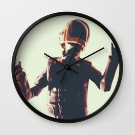 Contact (DAFT PUNK SERIES) Wall Clock