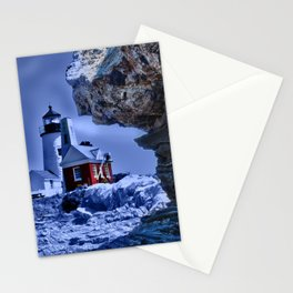 Pemaquid Light Stationery Cards