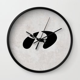 Big Hero Ninja Shirt Wall Clock