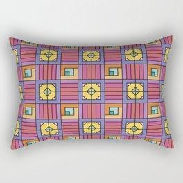 Geometric surface Rectangular Pillow