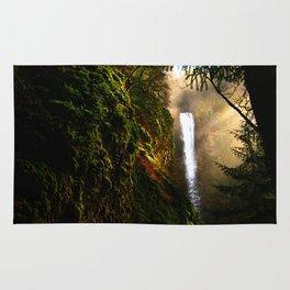Multnomah Falls Rug