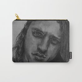 Chuck Schuldiner Drawing Carry-All Pouch