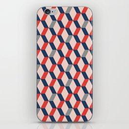 Geometric No.1 iPhone Skin