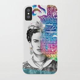 Frida Kahlo -  iPhone Case