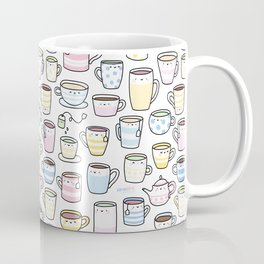 Tea Time! Coffee Mug