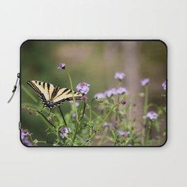 Flutter by, butterfly. Laptop Sleeve