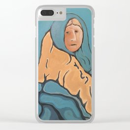 Metis Clear iPhone Case