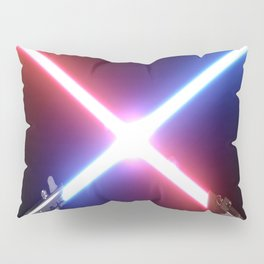 Saber Fight Pillow Sham