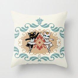 Starring Throw Pillow