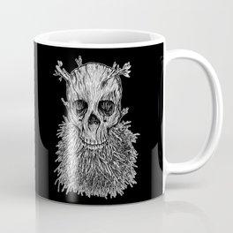 Lumbermancer B/W Coffee Mug