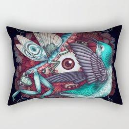 Swarm Rectangular Pillow