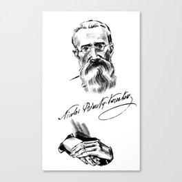 Rimsky-Korsakov Canvas Print