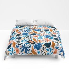 Paradise fruit Comforters