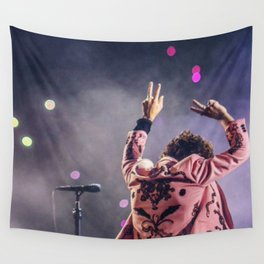 Harry styles peace Wall Tapestry