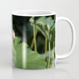 In Delicate Pinks Coffee Mug