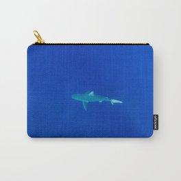 Hawaiian Shark Carry-All Pouch