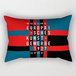 EUROPÄISCHES KUNSTGEWERBE 1927 Rectangular Pillow