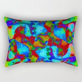 Soft Implosion Rectangular Pillow