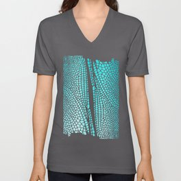 Wings of the dragon fly Unisex V-Neck