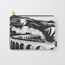 Glenfinnan Viaduct Carry-All Pouch