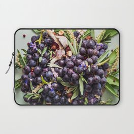 Concord Grapes Laptop Sleeve
