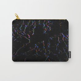 LIQUID TV (15) - Analog Glitch Carry-All Pouch