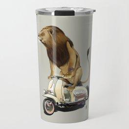 Lamb (Colour) Travel Mug