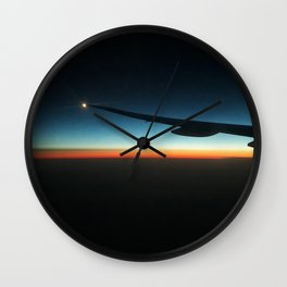 Pride Sky I Wall Clock