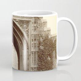 Norwich Cathedral. Erpingham Gate Coffee Mug