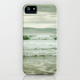 Rolling in (color) iPhone Case