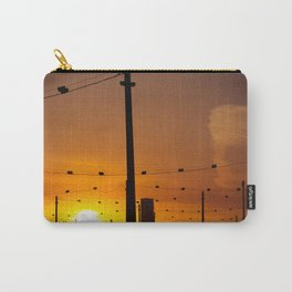West Footscray railway Carry-All Pouch