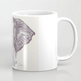 BALLPEN ELEPHANT 11 Coffee Mug