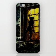 Lost Boy in your Window iPhone & iPod Skin