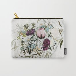 Rustic and Free Bouquet Carry-All Pouch