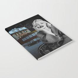 """Hotel Monroe"" Photo Montage Notebook"