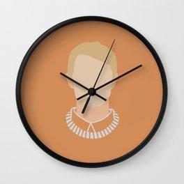 2 John Watson Wall Clock