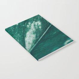 Never Leaf Me Notebook