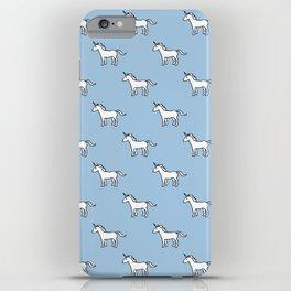 Cute Unicorn pattern iPhone Case