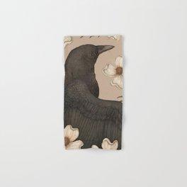 The Crow and Dogwoods Hand & Bath Towel