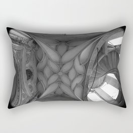 spiral staircase Rectangular Pillow