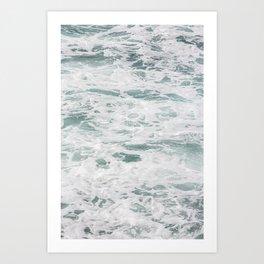 Ocean Pool Art Print