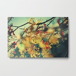 Welcome Spring | 01 Metal Print